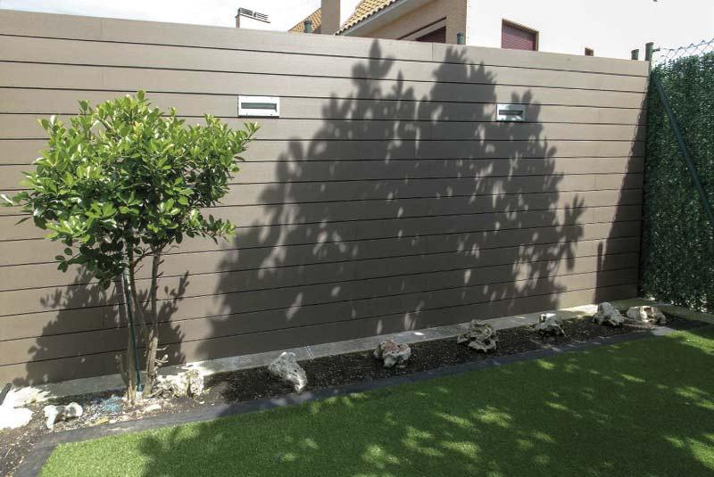 cerramientos para jardines ideas de disenos